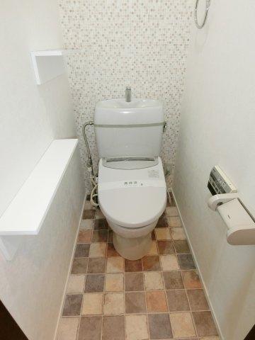 【トイレ】神戸市西区中野 中古戸建
