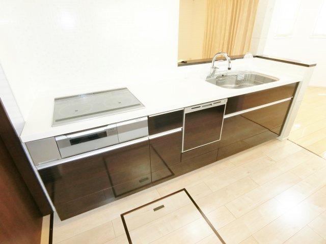 【キッチン】神戸市西区中野 中古戸建