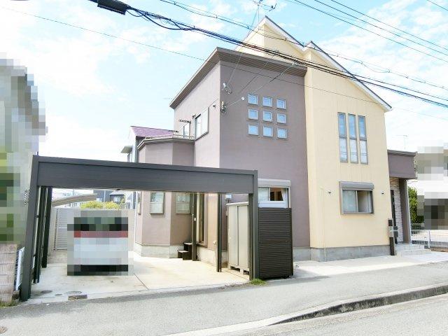 【前面道路含む現地写真】神戸市西区中野 中古戸建