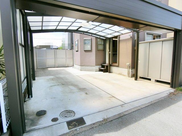 【駐車場】神戸市西区中野 中古戸建