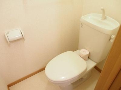 【トイレ】バイエリッシュビラ