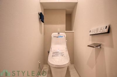 【トイレ】ダイアパレスグランルーヴル本牧元町