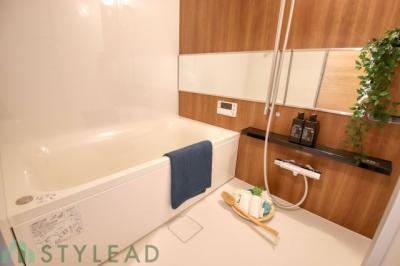【浴室】ダイアパレスグランルーヴル本牧元町