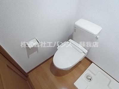 【トイレ】サンライズ14
