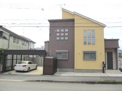 【外観】神戸市西区中野1丁目中古戸建