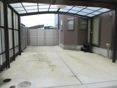 【駐車場】神戸市西区中野1丁目中古戸建