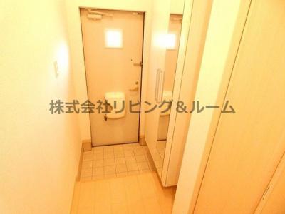 【玄関】イーストブロード・Ⅱ棟