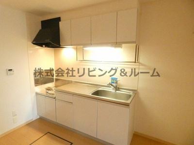 【キッチン】イーストブロード・Ⅱ棟