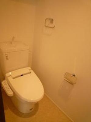 【トイレ】グラントレゾール広尾
