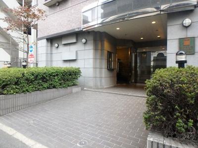 【エントランス】ナイスアーバン戸田公園Ⅱ