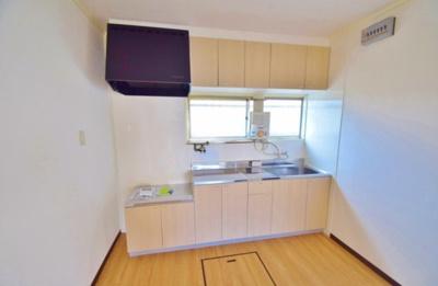 【キッチン】南恵我之荘4丁目貸家