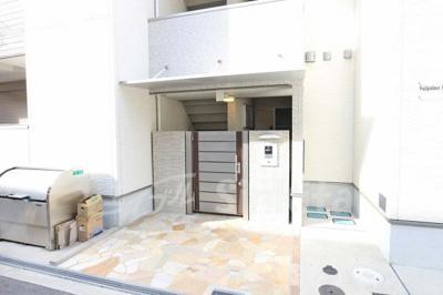 【エントランス】フジパレス東三国3番館