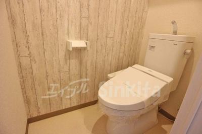 【トイレ】フジパレス東三国3番館