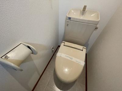 【トイレ】ラ・マドレーヌⅢ
