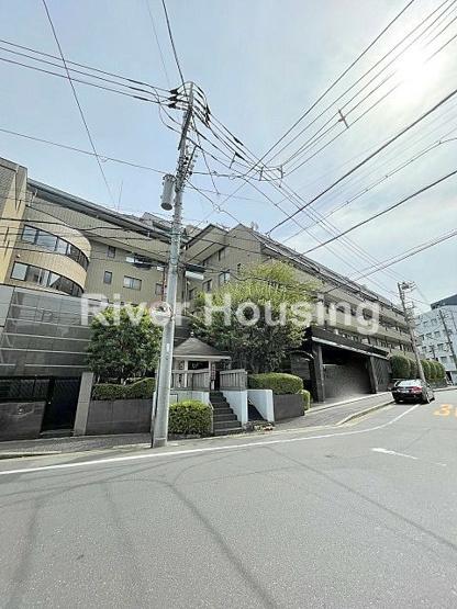 【外観】ロムルスコート幡ヶ谷