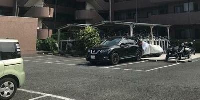 【駐車場】東雪谷プレイス