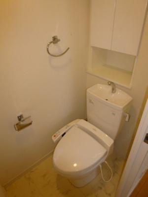 【トイレ】エスティメゾン東白壁