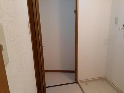 【洗面所】カリーノカーサ