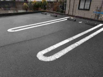 【駐車場】カリーノカーサ
