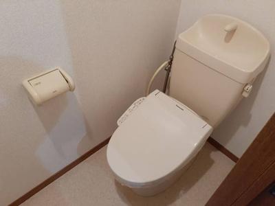 【トイレ】カリーノカーサ