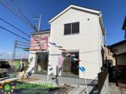 杉戸町内田 新築一戸建て 01 リーブルガーデンの画像