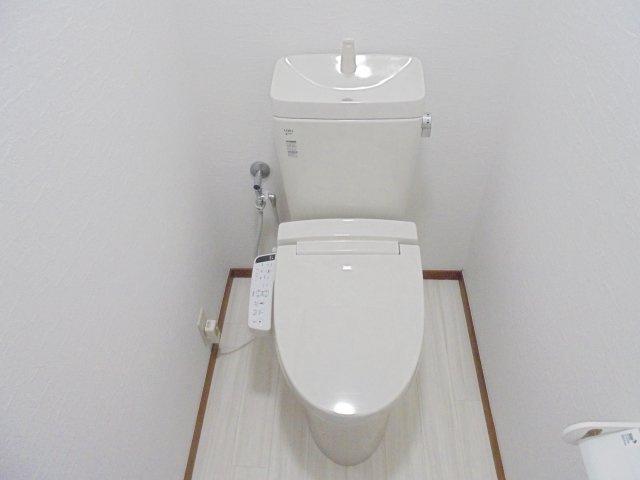 【トイレ】第2ユーハイツ