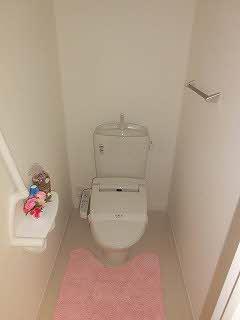 【トイレ】ローズガーデン三上