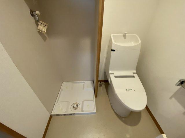 【トイレ】カーサ・デ・ロサ