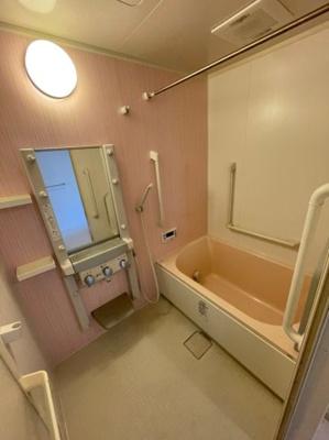 【浴室】西神中央シティヒルズ