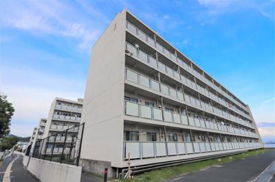 【外観】ビレッジハウス今宿1号棟