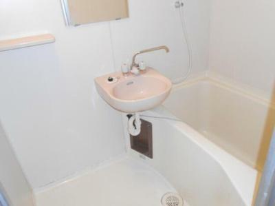 【浴室】シルクハイム