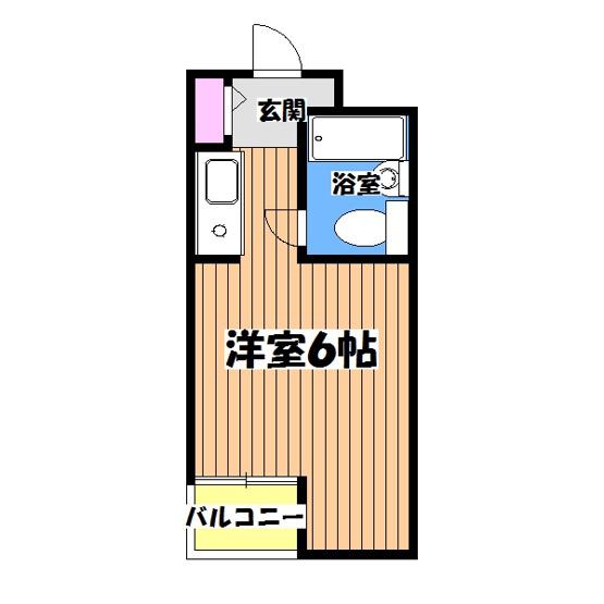 荒井マンションBALMY248