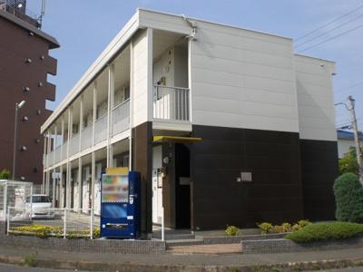【外観】レオパレスメルベーユ