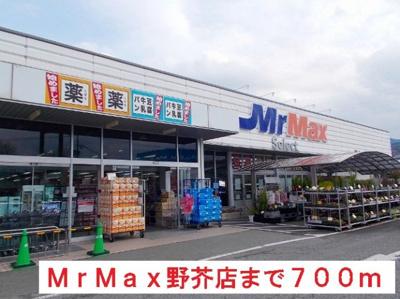 MrMax 野芥店まで700m