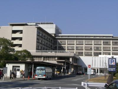 福岡大学病院まで400m