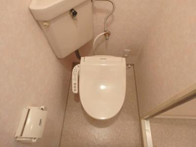 【トイレ】プレジールつくし