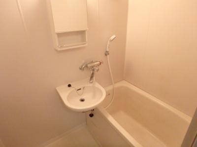 【浴室】プレジールつくし