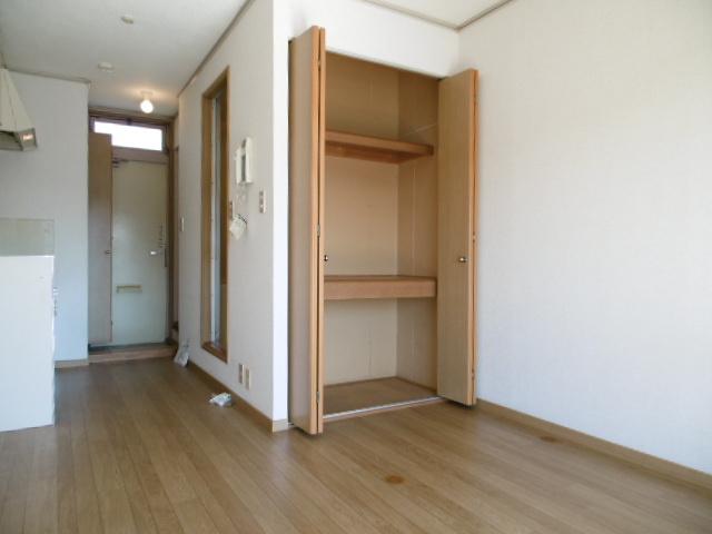 【寝室】エステートピア黒沢