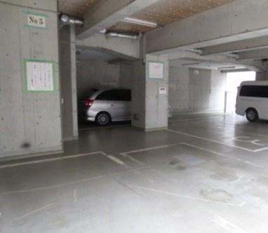 【駐車場】小田急ニューシティ中野坂上