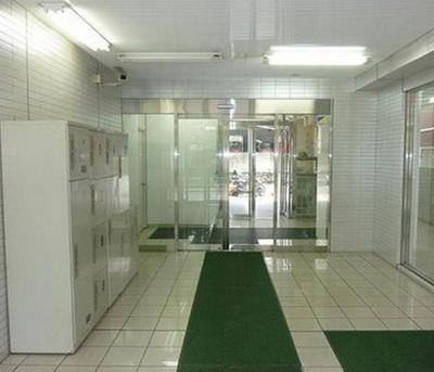 【ロビー】小田急ニューシティ中野坂上