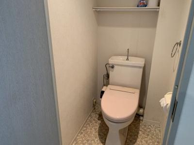 【トイレ】のんびれっじ白浜
