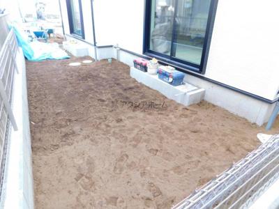 【外観】狭山市北入曽・全2棟 新築一戸建 2号棟 ~全居室南向き~