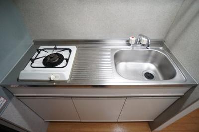 【キッチン】ディアコート亀戸 A棟