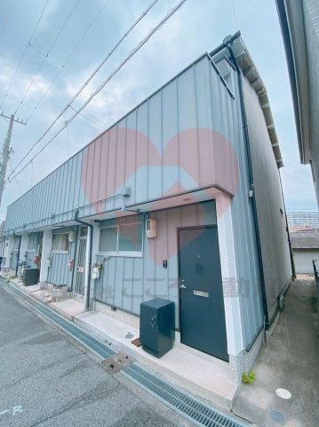 【外観】堺市西区津久野町2丁貸家