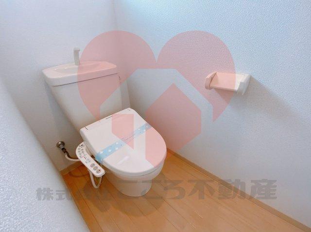 【トイレ】堺市西区津久野町2丁貸家