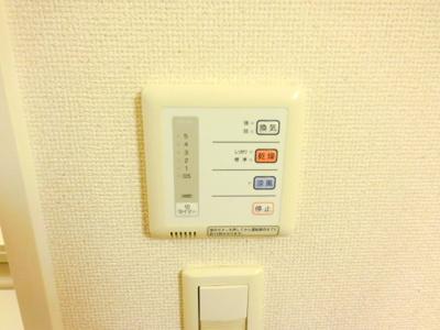 【設備】レオパレスヴェルデ古曽部