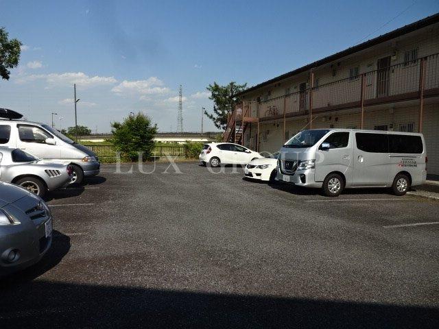 【駐車場】クレールハイム