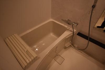 【浴室】高輪の新築物件 ライオンズフォーシア高輪