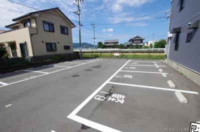 【駐車場】ファミール三軒屋A