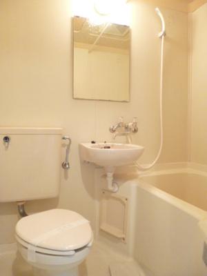 【浴室】スカイコート明大前第2